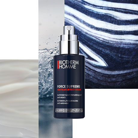 Step 4: Repair and firm with Force Supreme Youth Architect Cream