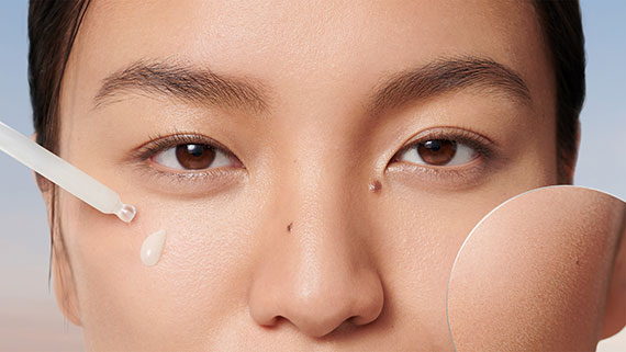 What is the secret to a face that glows even in winter?