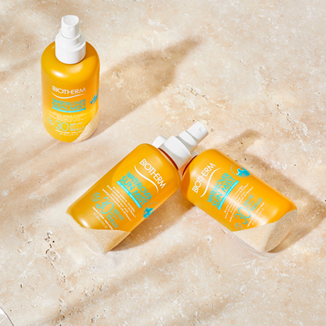3: Use efficient sun protection for your skin